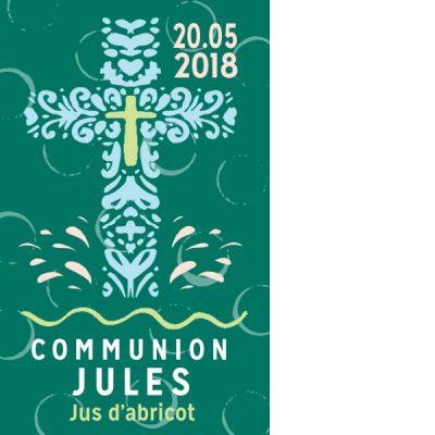 modèle communion 2