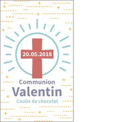 modèle communion 3